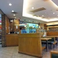 Photo taken at Hachiban Ramen by Kato T. on 10/16/2012