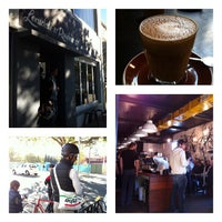Photo taken at Lonsdale St. Roasters by Nelson Santos M. on 4/26/2013