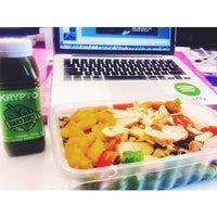 Photo taken at Spotify Asia HQ by bellestar on 6/30/2014