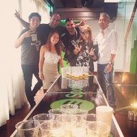 Photo taken at Spotify Asia HQ by bellestar on 7/16/2015