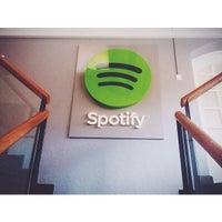 Photo taken at Spotify Asia HQ by bellestar on 6/16/2014