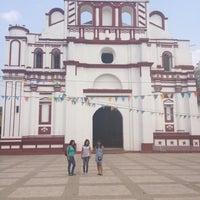 Photo taken at Parroquia Santo Domingo De Guzmán by David A. on 5/6/2013