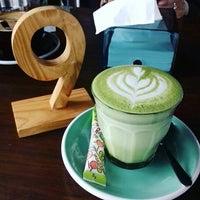 Photo taken at Oishi Pan - Coffeeville Brewery by J.P Meta S. on 1/12/2017