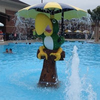 Photo taken at Rainbow Falls Waterpark by ash. a. on 8/11/2014