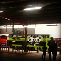 Photo taken at Jurong East Temporary Bus Interchange by Shairul N. on 6/1/2013