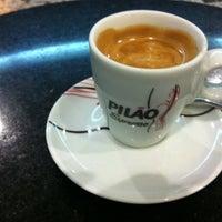 Photo taken at Viena Café by Biss L. on 11/14/2012