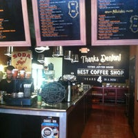 Photo taken at Jupiter House Coffee by Levi M. on 6/3/2013