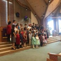 Photo taken at Great Bridge Presbyterian Church by Brian W. on 12/13/2015