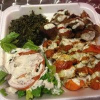 Photo taken at Tasty Kabob by Fred M. on 3/21/2014