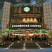 Photo taken at Starbucks Coffee @ New World Hotel by Cathy N. on 4/18/2013