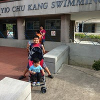 Photo prise au Yio Chu Kang Swimming Complex par Danny A. le1/5/2013