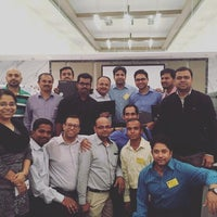 Photo taken at Four Points by Sheraton Bengaluru, Whitefield by Lawrence P. on 4/7/2016