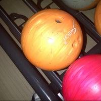 Photo taken at Gondolania Bowling by Kim J. on 8/17/2013