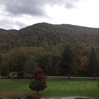 Photo taken at Maggie Valley Club & Resort by Chip T. on 10/12/2012