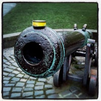 Photo taken at Portuguese cannon by Pate T. on 1/25/2014