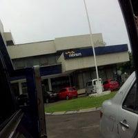 Photo taken at Bank Mandiri by Andar J. on 11/13/2013
