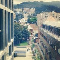 Photo taken at Universidad El Bosque by Cata L. on 3/8/2013
