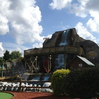 Photo taken at Professor Hackers Lost Treasure Golf by Tamika M. on 7/11/2013