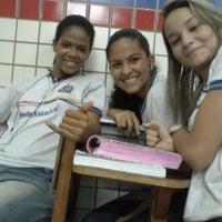 Photo taken at Escola Professor Carlos Frederico Do R. Maciel by Débora A. on 6/6/2013