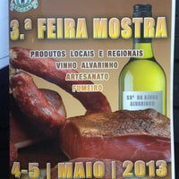 Photo taken at Feira Mostra De Produtos Locais E Regionais by Carlos C. on 4/29/2013
