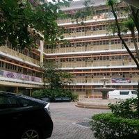 Photo taken at True Light Middle School of Hong Kong 香港真光中學 by Carmen W. on 2/14/2014