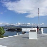 Photo taken at USS Utah Memorial by Ivan B. on 5/30/2017