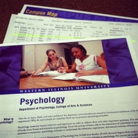 Photo taken at Western Illinois University by Heather M. on 7/9/2013