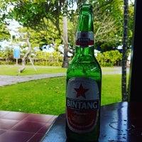 Photo taken at Inna Grand Bali Beach Hotel by Андрей П. on 1/12/2017