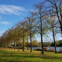 Photo taken at Roel Langerakpark by Ome H. on 10/21/2017
