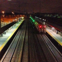 Photo taken at NJT - Hamilton Station (NEC) by Jeff K. on 12/23/2012