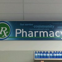 Photo taken at Kings Health Mart Pharmacy by Rick N. on 11/27/2013