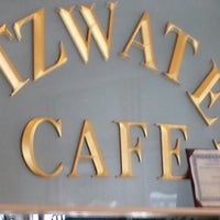 Photo taken at Fitzwater Cafe by Ronald J. on 2/2/2014