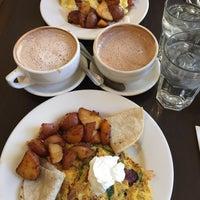 Photo taken at Barefoot Café by Regina L. on 1/1/2016
