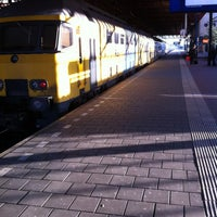 Photo taken at Station Eindhoven by Alexander O. on 1/13/2013