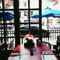 Photo taken at Blue Plate Diner by Kasia D. on 7/25/2013