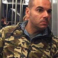 Photo taken at Metro Lingotto (M1) by Dan R. on 5/2/2015
