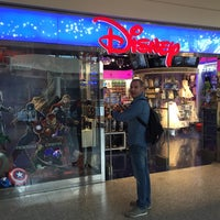 Photo taken at Disney Store by Dan R. on 5/2/2015