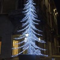 Photo taken at Bergamo Città Bassa by Dan R. on 1/6/2015