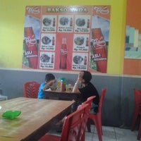 Photo taken at Bakso Anda by Rahma S. on 5/25/2013