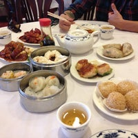 Photo taken at Empress Pavilion Restaurant by Sara J. on 4/23/2013
