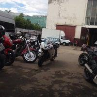 Photo taken at MotorRadHof by Роман А. on 7/8/2014
