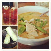 Photo taken at More Thai by Fanny S. on 4/1/2013
