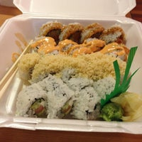 Photo taken at Totoro Japanese Restaurant by Joshua R. on 3/3/2013