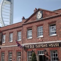 Photo taken at The Old Customs House by Adrian B. on 3/29/2014