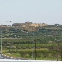 Photo taken at Lofos Kasta by Kallisthenis S. on 9/8/2014