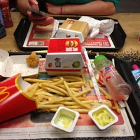 Photo taken at McDonald's by Tom K. on 11/22/2012