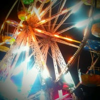 Photo taken at Lunapark by Muhammed H. on 7/14/2013