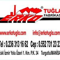 Photo taken at Erko Tuğla Fabrikası by Tayfun E. on 12/1/2013