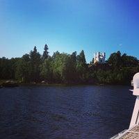 Снимок сделан в Монрепо пользователем Geraskin O. 7/27/2013
