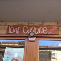 Photo taken at Bar cimone by Fede R. on 6/16/2013